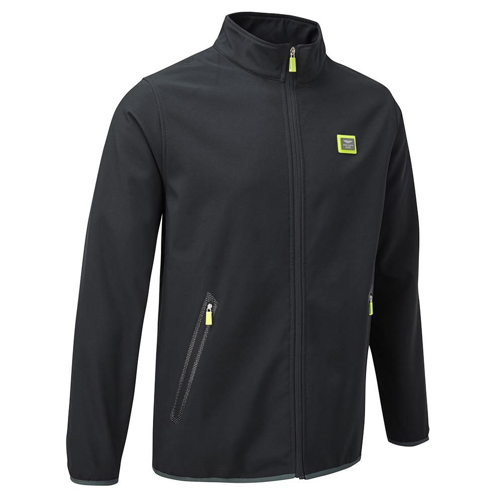 Sale! 2018 Aston Martin Racing Team Mens Travel Softshell Jacket Sizes XS-XXXL